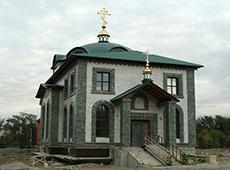 Храм святителя Николы Чудотворца. Екатеринбург