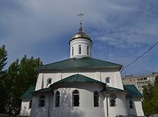 Храм святителя Николы Чудотворца. Нижний Новгород