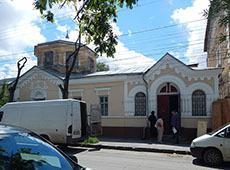 Храм Введения Пресвятой Богородицы. Симферополь