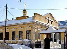 Храм Казанской Пресвятой Богородицы. Самара