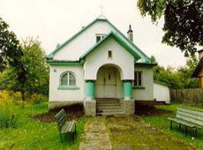 Храм Успения Пресвятой Богородицы. Тарту