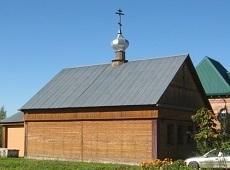 Храм Воздвижения Креста Господня. Давыдово