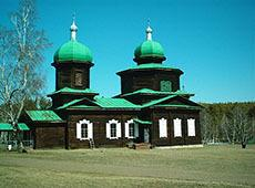 Храм святителя Николы Чудотворца. Улан-Удэ