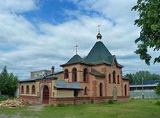 Храм преподобного Иоанна Лествичника. Куровское