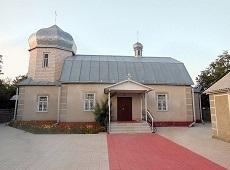 Храм Покрова Пресвятой Богородицы. Жмеринка