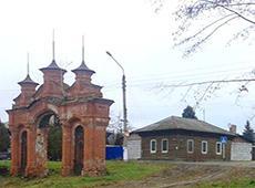 Храм Архангела Михаила. Злынка