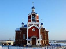 Храм Казанской Пресвятой Богородицы. Быньги