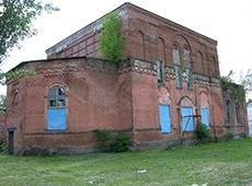 Храм Покрова Пресвятой Богородицы. Васильево
