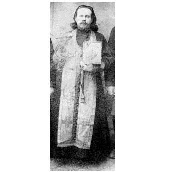 Василий Юдович Царев, иерей