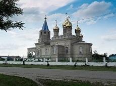 Храм Покрова Пресвятой Богородицы. Новопокровский