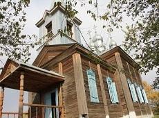 Храм святителя Николы Чудотворца. Доно