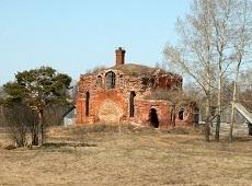 Храм святителя Василия Великого. Золотилово