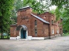 Старообрядческая церковь. Шуя