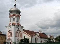 Храм Благовещения Пресвятой Богородицы. Даугавпилс