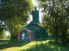 Храм Покрова Пресвятой Богородицы. Кривошеево