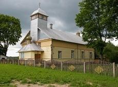 Храм Покрова Пресвятой Богородицы. Москвино