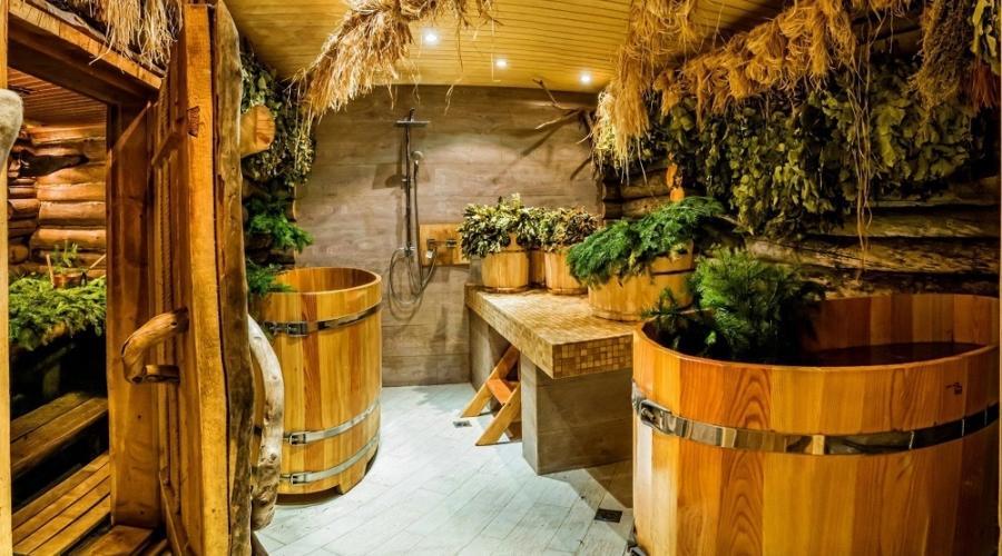 Русская баня — рецепт здравия души и тела