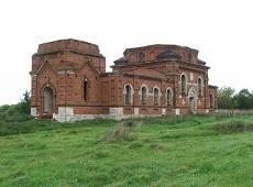Храм Воздвижения Креста Господня. Григорово