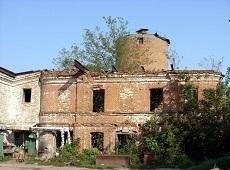 Храм при доме купца Феогнита Рыболова. Дмитровск