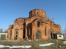 Храм Успения Пресвятой Богородицы. Горбатов