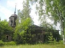 Храм святых апостолов Петра и Павла. Шляпино