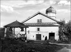 Храм Успения Пресвятой Богородицы. Хвалынск