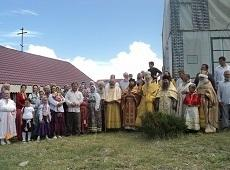 Храм Успения Пресвятой Богородицы. Некрасовское
