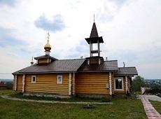 Храм во имя святого князя Владимира. Староуткинск
