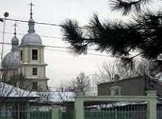 Храм Введения Пресвятой Богородицы. Браила