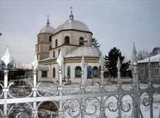 Храм Покрова Пресвятой Богородицы. Браила