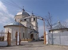 Храм Троицы Живоначальной. Камень