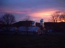 Храм Покрова Пресвятой Богородицы. Журиловка