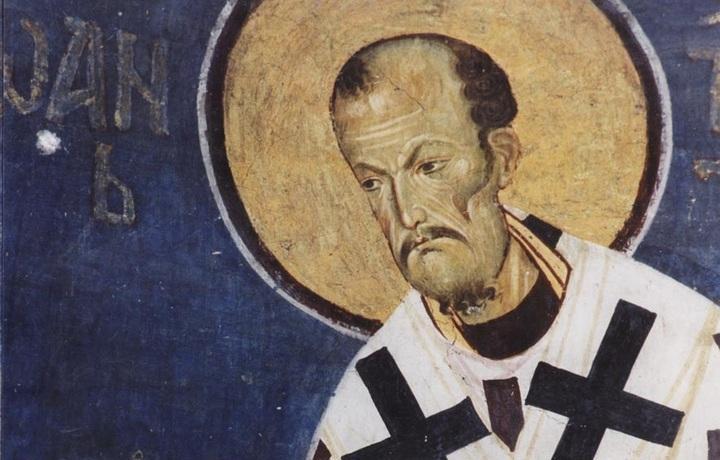 Святитель Иоанн Златоуст, патриарх Царьграда