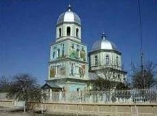 Храм святителя Василия Великого. Сарикёй