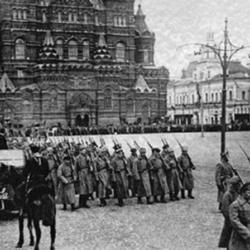 К 100-летию февральской и октябрьской революций