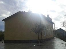 Храм Покрова Пресвятой Богородицы. Белореченск