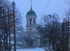 Храм святого Апостола и Евангелиста Иоанна Богослова. Тулча