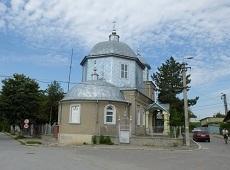 Храм Троицы Живоначальной. Тулча
