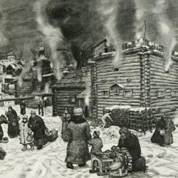 Из истории русской парной бани. Часть 2