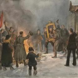 М.А. Дзюбенко: «Повлиять на общий ход событий 1917 года старообрядчество, может быть, и хотело, но не могло»
