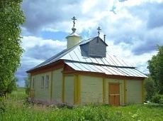 Храм Троицы Живоначальной. Павлеиха