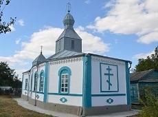 Храм архангела Михаила. Манычская