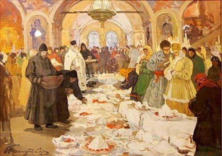 Пасха на Руси. Записки этнографа