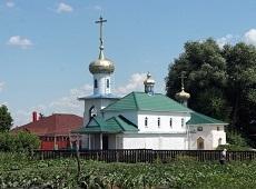 Храм святителя Николы Чудотворца. Нижнемарьино