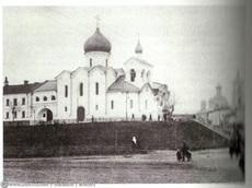Храм святителя Николы Чудотворца на Варгунихиной горе. Смоленская ул.
