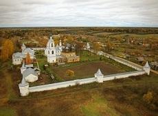 Николо-Улеменский женский монастырь. Улейма