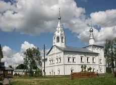 Храм Введения Пресвятой Богородицы. Улейма