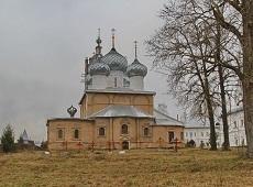 Храм святителя Николы Чудотворца. Улейма