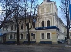 Моленная при доме купца Сироткина. Нижний Новгород