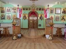 Храм Троицы Живоначальной. Аморебьета